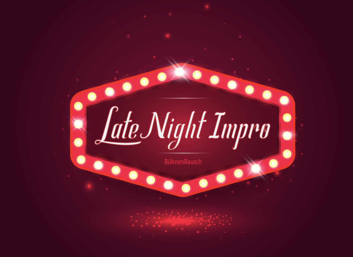 Late Night Impro #9 - Intimacy (in englischer Sprache)